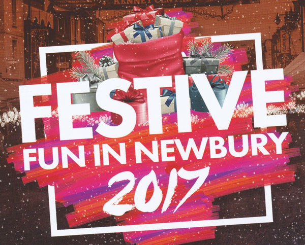 Christmas Festivities in Newbury Town Centre