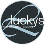 Lucky's Indian Tapas Bar & Restaurant, Newbury, Berkshire, UK.