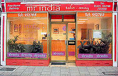 Mr India, Newbury, Berkshire, UK